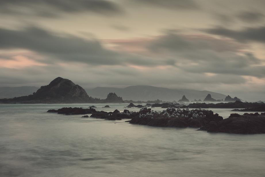 Island Bay landscape